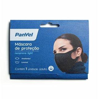 Máscara De Tecido Neoprene M Panvel Preta