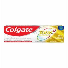 Creme Dental Colgate Total12 Antitartaro 140g