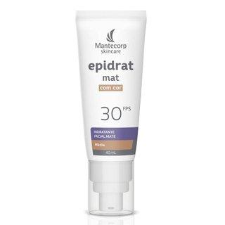Hidratante Facial Epidrat Mat Fps30 Cor Média 40ml