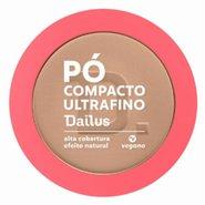 Pó Compacto Dailus Ultrafino Vegano D.6 Medio