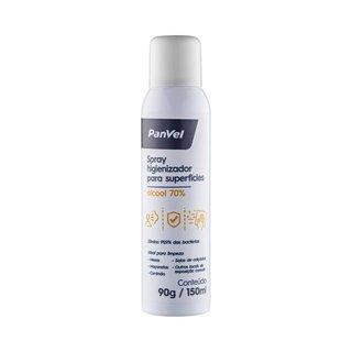 Spray Higienizador Para Superfícies Panvel 90g