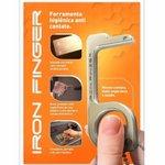 Ferramenta Higiênica Anti Contato Iron Finger 36g