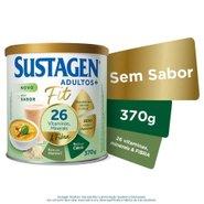 Complemento Alimentar Sustagen Adultos+ Fit Sem Sabor 370g