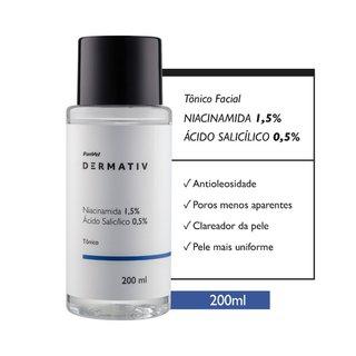 Tônico Niacinamida Panvel Dermativ 200ml