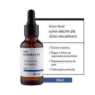 Sérum Alpha Arbutin + Ha Panvel Dermativ  30ml