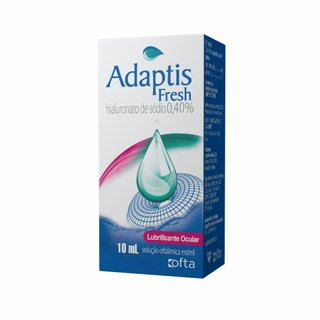 Adaptis Frech Sol Oft 0,4% 10ml