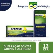 Apracur Duo 12 Comprimidos