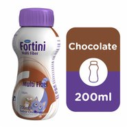 Fortini Liquido Multifiber Chocolate 200ml