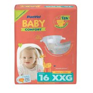 Fralda Panvel Baby Xxg Com 16 Unidades