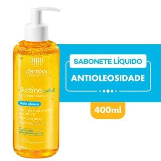 Sabonete Líquido Actine Control Pele Oleosa 400ml