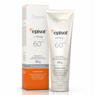 Episol Antiox Antienvelhecimento Fps 60 60g