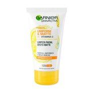 Gel De Limpeza Facial Garnier Skin Uniform & Matte 120g