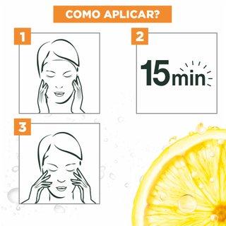 Máscara Facial Garnier Skinactive Unform & Matte Antioleosidade 28g