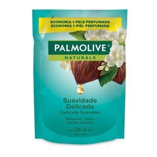 Sabonete Liquido Palmolive Natureza Secreta Jasmim Refil 200ml