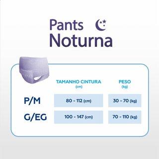 Roupa Íntima Tena Pants Noturna P/m 7 Unidades