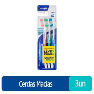 Escova Dental Panvel Classic Leve 3 Pague 2