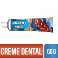 Creme Dental Oral-b Kid's Spiderman 50g