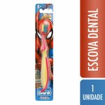 Escova Dental Oral B Stages 3 Spider