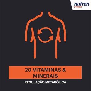 Nutren Protein Baunilha Po 400g