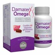 Damater Omega 60 Comprimidos