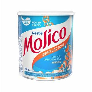 Molico Zero Lactose Composto Lacteo Po 260g