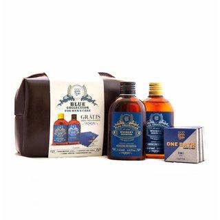 Kit Qod Blue Collection Shampoo Leave In E Sabonetes