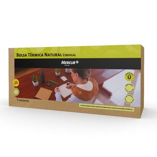 Bolsa Termica Natural Mercur Cervical