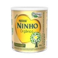 Leite Em Po Ninho Organico 350g