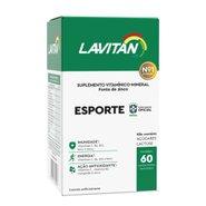 Lavitan Esporte Comprimidos Revestidos Frasco X 60
