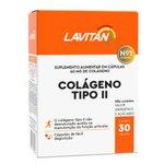 Lavitan Colageno Tipo Ii 2 Blísters X 15 Cápsulas