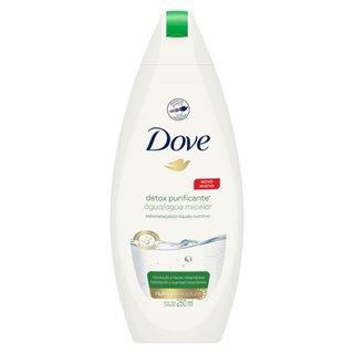 Sabonete Liquido Dove Agua Micelar Detox Purificante 250ml