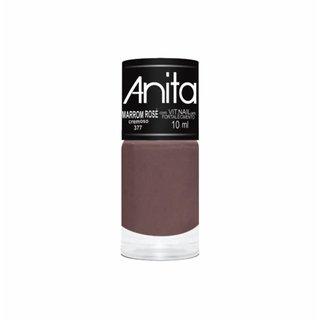 Esmalte Anita Cremoso Marrom Rosé  10ml