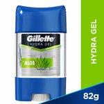 Desodorante Antitranspirante Gillette Hydra Gel Aloe 82g