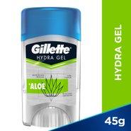 Desodorante Antitranspirante Gillette Hydragel Stick 45g