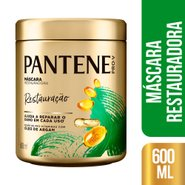 Máscara Hidratante Pantene Restauração 600ml
