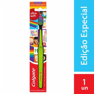 Escova Dental Colgate Ultra Soft