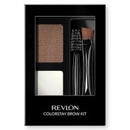 Paleta Para Sobrancelhas Revlon Brow Kit Soft Brown