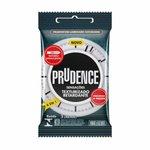 Preservativo Prudence Sensações Texturizado Retardante Com 6 Unidades