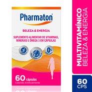 Multivitaminico Pharmaton Mulher 60 Capsulas