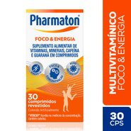 Multivitaminico Pharmaton Energy 30 Comprimidos