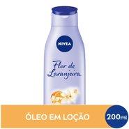 Loção Hidratante Nivea Flor De Laranjeira & Óleo De Abacate 200ml