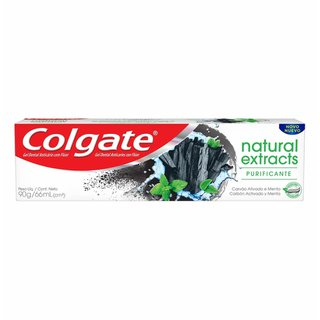 Creme Dental Colgate Natural Extract Purificante 90g
