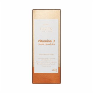 Sérum Antioxidante Panvel Faces Skincare 30g