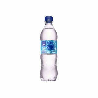 Água Mineral Panvel Leve Sem Gas 500ml