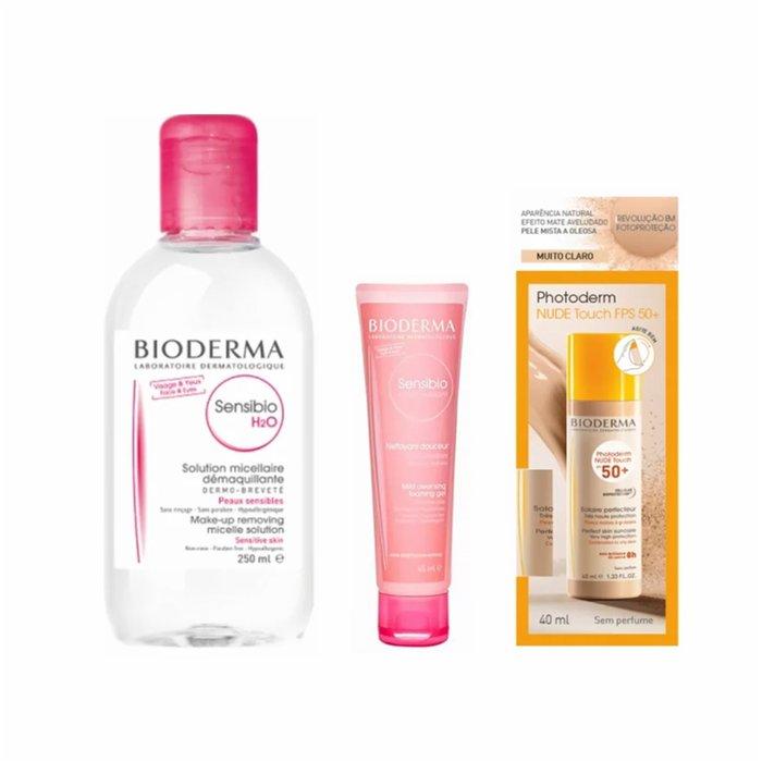 6d42ab53d Compre 3 Produtos Bioderma - Ganhe O De Menor Valor - PanVel Farmácias