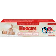 Creme Preventivo De Assadura Huggies Supreme Care 80g