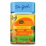 Dr. Good Vitamina C Kids 60 Unidades