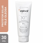Protetor Solar Episol Sec Oc Fps 30 60g