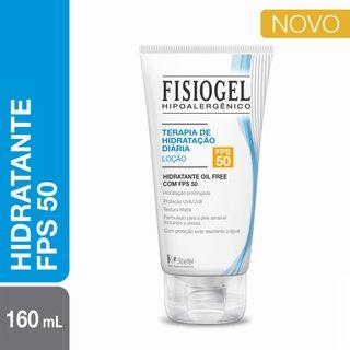 Fisiogel Loção Fps 50 160ml