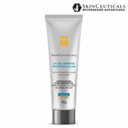 Protetor Solar Skinceuticals Uv Oil Defense Fps 80 Com Cor 40g
